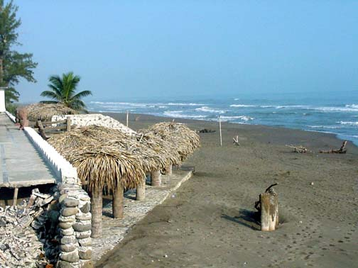 The costa esmeralda of veracruz for Casitas veracruz